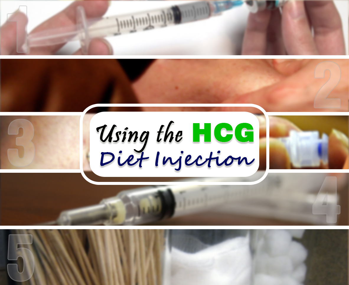 USING THE HCG DIET INJECTION2