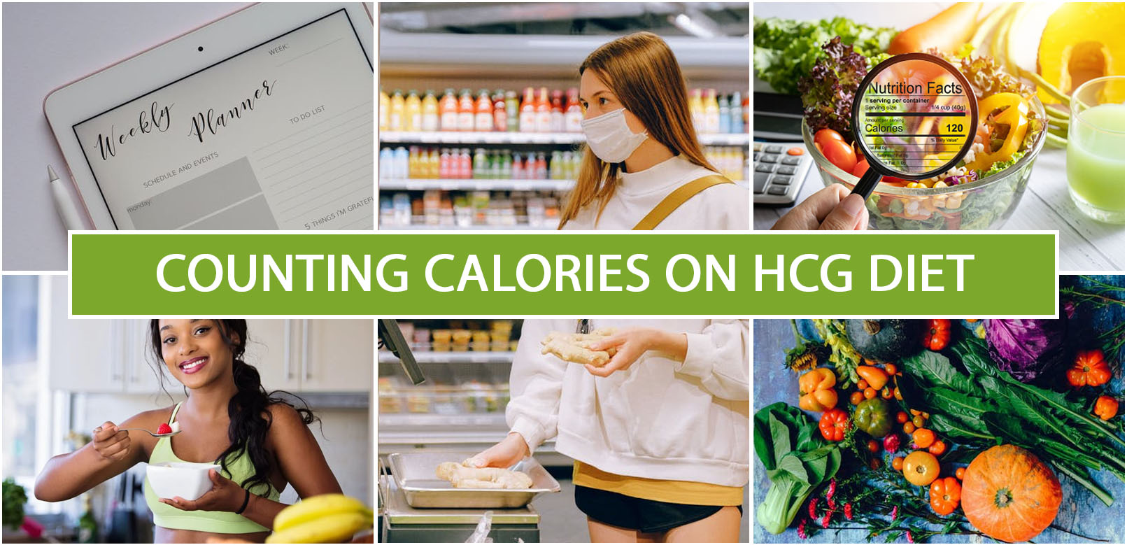 COUNTING CALORIES ON HCG DIET