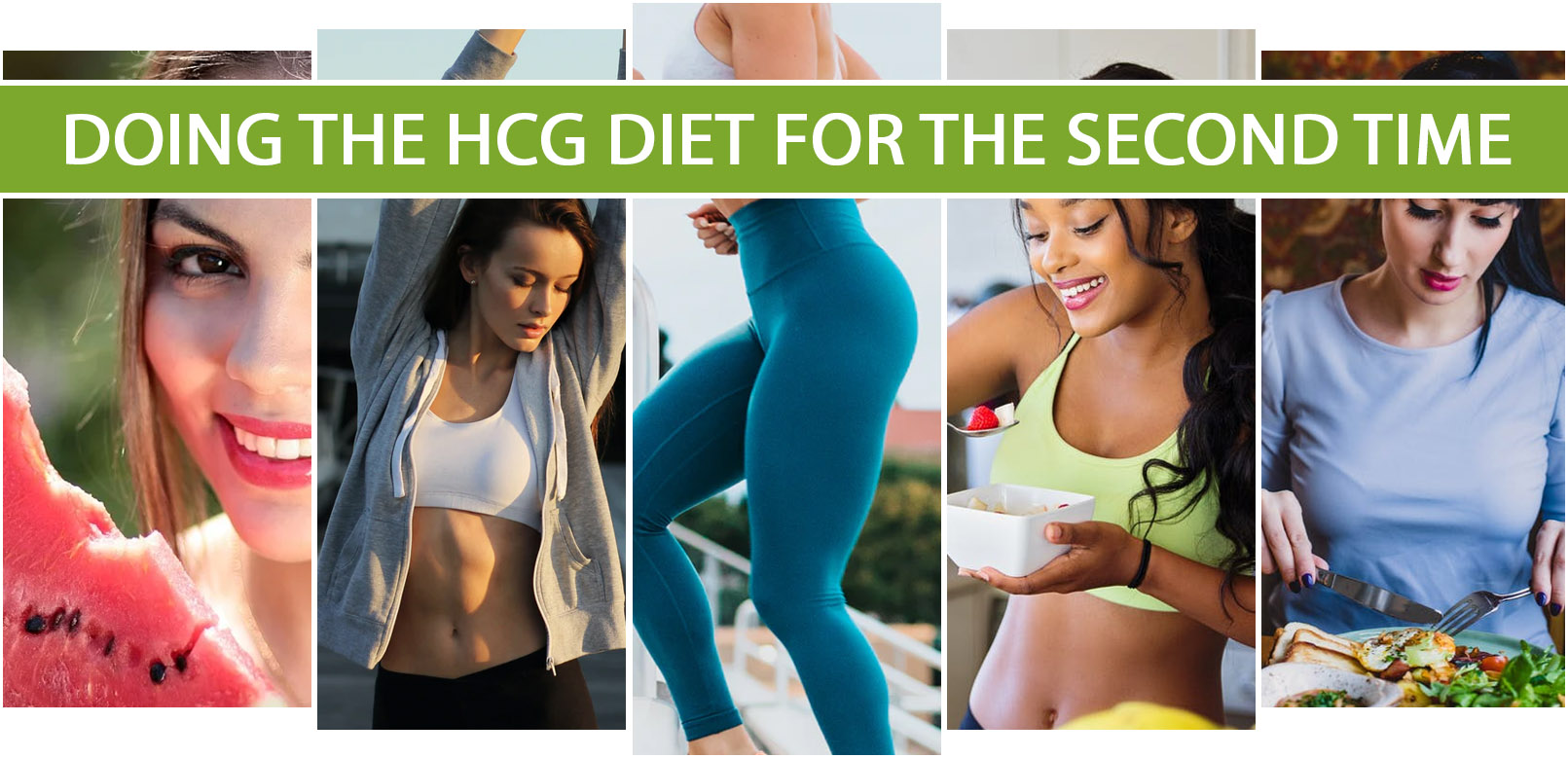 DOING THE HCG DIET FOR THE SECOND TIME