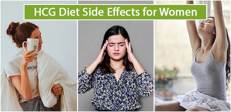 HCG Diet Side Effects for Women