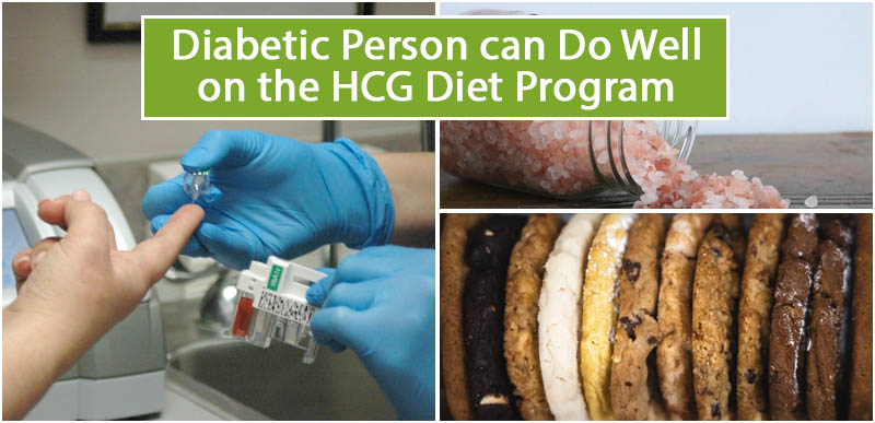 Diabetic Person can Do Well on the HCG Diet Program