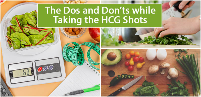 The Dos and Don'ts while Taking the HCG Shots