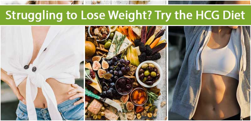 Struggling to Lose Weight Try the HCG Diet